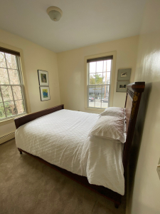 the flat at the brown Jug second bedroom | Full bed